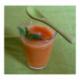 Soupe de melon & menthe