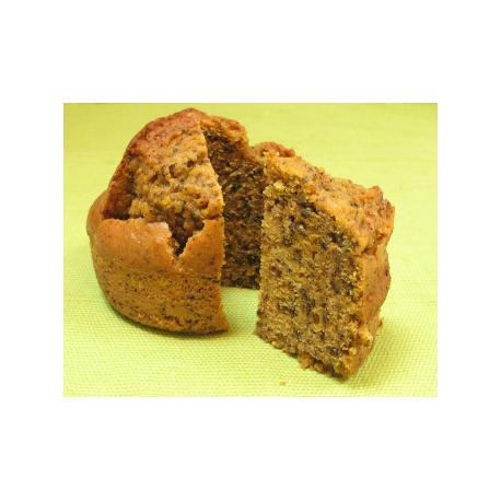 Muffins sucrés au potiron
