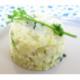 Embeurrée de pommes de terre au persil