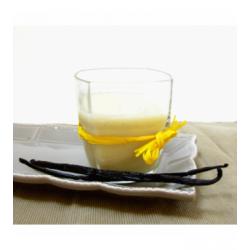 Soupe de poire à la vanille