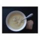Velouté de panais au miel et au parmesan
