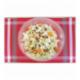 Salade de chou vert aux pommes, pignons et noisettes