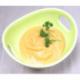 Velouté de potiron et patate douce aux épices