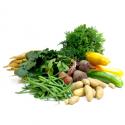 Panier de fruits et légumes (4 personnes)