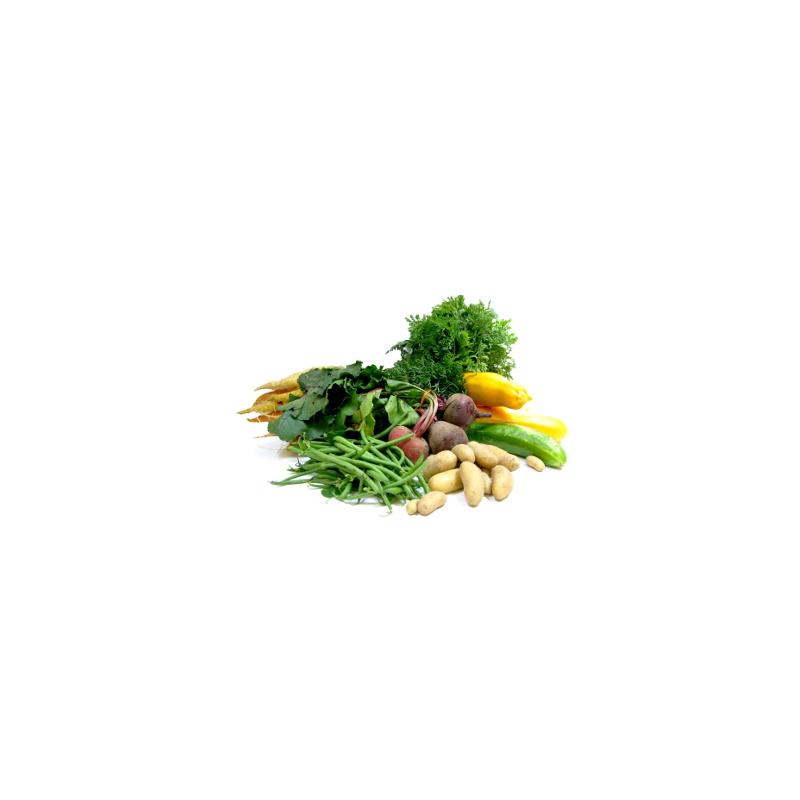 Panier de fruits et légumes (4 personnes) - Oclico