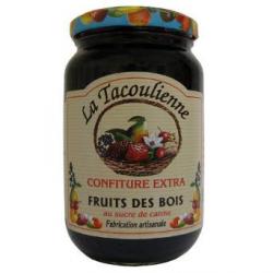 Confiture de fruits des bois (370g)