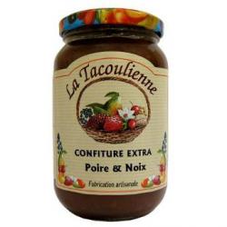 Confiture de poire et noix (370g)