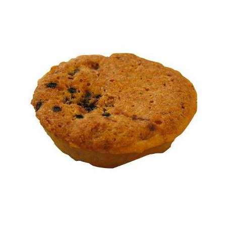 Tartelette myrtille-frangipane