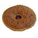 Tartelette framboise-frangipane
