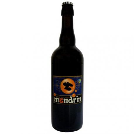 Bière Mandrin à la noix (75cl)
