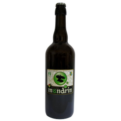 Bière Mandrin Bio (75cl)