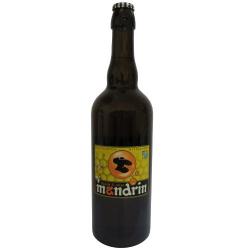Bière Mandrin au miel (75cl)