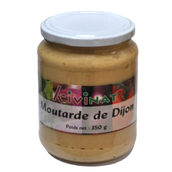 Moutarde de dijon (350g)