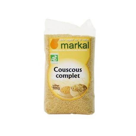 Couscous complet (500g)