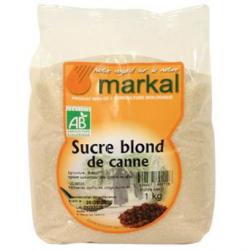Sucre de canne blond (1kg)