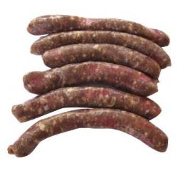 Godiveaux, veau (x6, 420g)