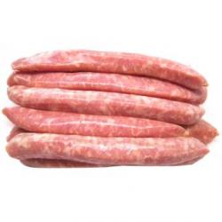 Godiveaux, porc (x10, 600g)