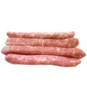 Chipolatas, porc bio (x4, 240g)