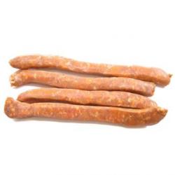Saucisses façon merguez, agneau et porc (x4, 240g)