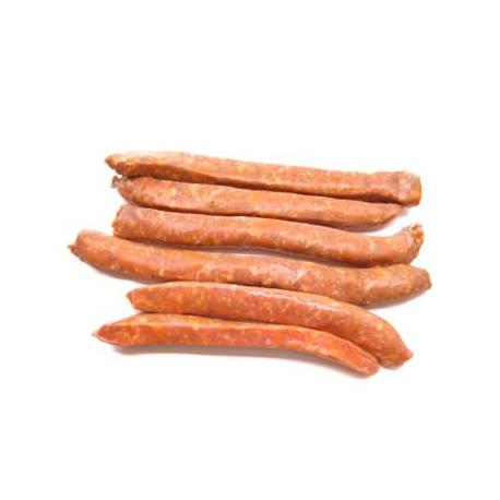 Saucisses façon merguez, agneau et porc (x6, 360g)