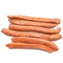 Saucisses façon merguez, agneau et porc bio (x6, 360g)