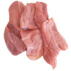 Escalopes de porc (x6, 890g)