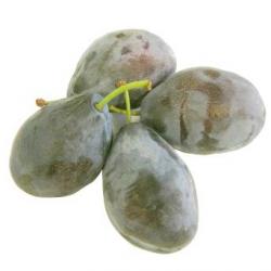 Prunes noires (1kg)