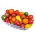 Tomates cerises multicolores (la baquette 250g)