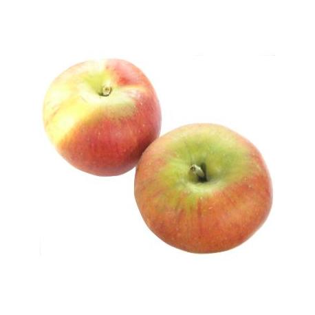 Pommes Reinettes rouges (1kg) - acidulée, fondante