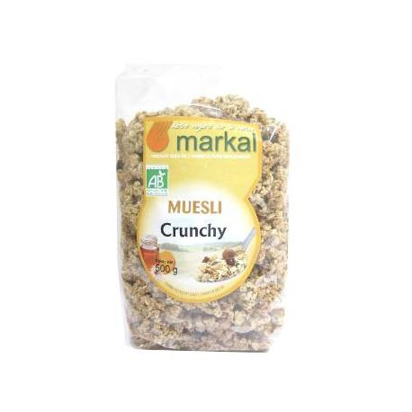 Muesli crunchy (500g)