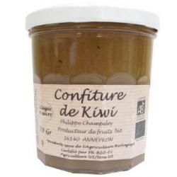 Confiture de kiwi bio (370g)