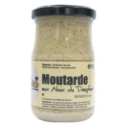 Moutarde aux noix du Dauphiné 5% (210g)