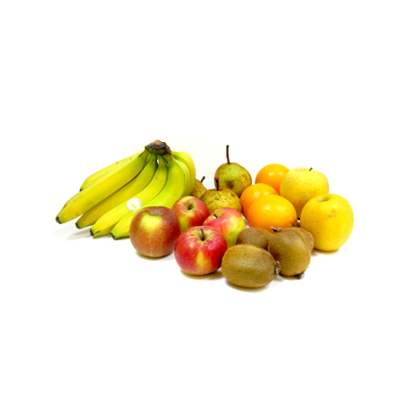 Panier de fruits 100% bio automne-hiver (4kg min)