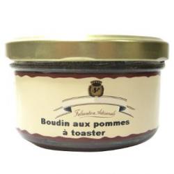 Boudin noir aux pommes à toaster (130g)