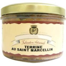 Terrine au Saint Marcellin 20% (180g)