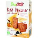 Biscuits petit déjeuner miel & chocolat (300g)