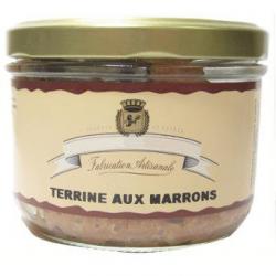 Terrine aux marrons (180g)