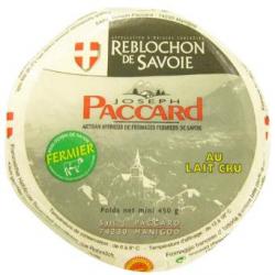 Reblochon fermier Paccard AOP (la pièce)