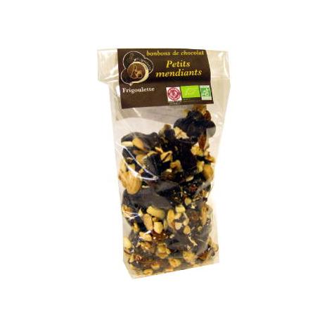 Mendiants bioéquitables aux fruits secs (sachet 150g)