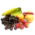 Panier de fruits 100% bio (4kg environ)