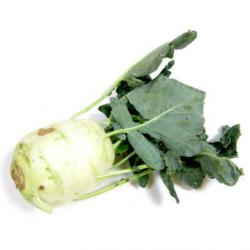 Chou rave blanc (500g)