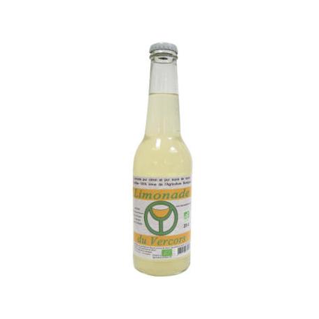 Limonade bio du Vercors (25cl)