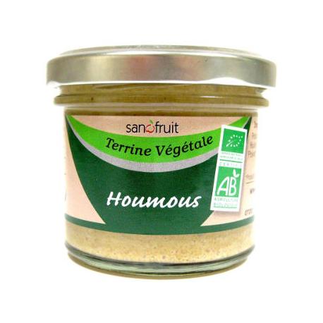 Houmous bio (100g)