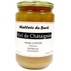 Miel de châtaignier (1kg)