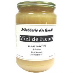 Miel de fleurs (500g)