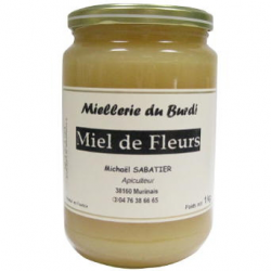 Miel de fleurs (1kg)
