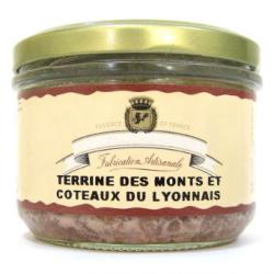 Terrine de porc des Monts du lyonnais (180g)