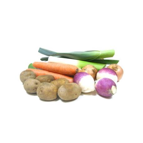 Panier de légumes bio (3kg min)