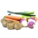 Panier de légumes bio (3kg environ)