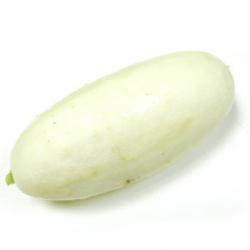 Concombre blanc (pièce)